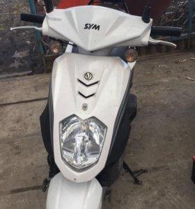 Скутер sym orbit 50
