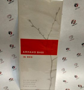 Парфюмерная и туалетная вода Armand Basi, Givenchy