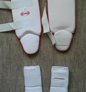 Спортивная защита на руки и ноги