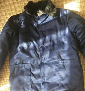 Куртка утепленная, спецодежда