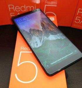 "Xiaomi Redmi 5 Global, 5.7"", black, новые"