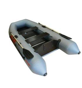 Надувная лодка ПВХ Alfa 280K