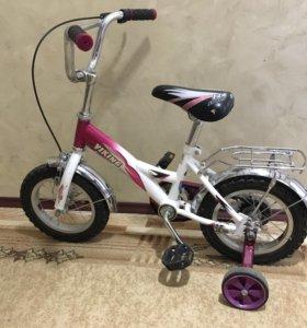 Детский велосипед Viking