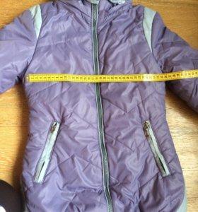 Куртка для девочки р.134-140