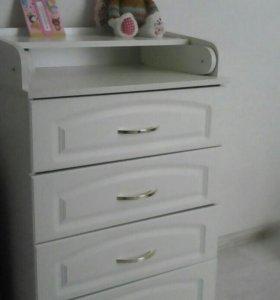 Камод- пеленальный столик