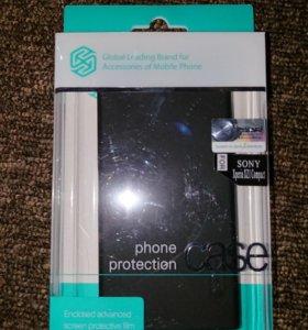 Чехол накладка Nillkin для Sony Xperia XZ1 Compact