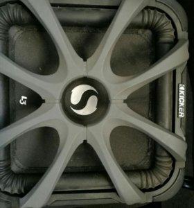 Сабвуфер Kicker Solo-Baric L3 S15L3