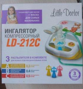 Ингалятор little doctor ld-212c