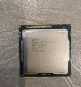 Процессор Intel core i5 2500