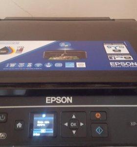 МФУ EPSON XP-323, принтер, сканер, ксерокс.