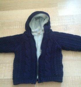 Кофта куртка