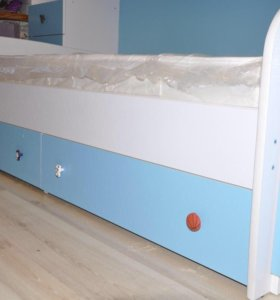 Кровать двухъярусная детская