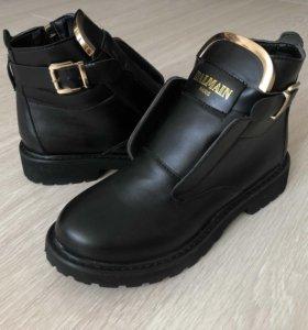 Ботинки демисезонные Balmain