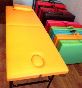 Кушетки, массажные и косметические столы в наличии