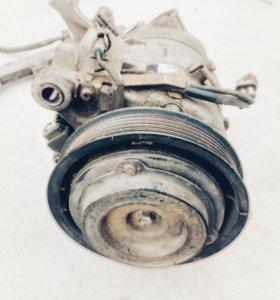 Компрессор кондиционера 2jz-ge Jzx101