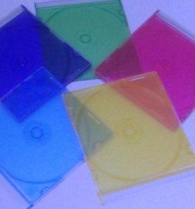 Боксы для дисков (коробки)
