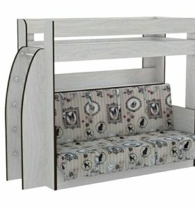 Кровать-диван Омега-17