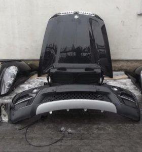 Морда в сборе BMW X5 E70 рестайлинг