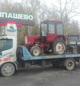 Эвакуатор в Колпашево Автобосс
