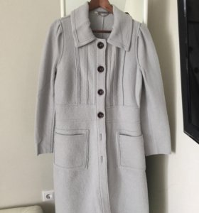 Пальто женское шерсть 100%