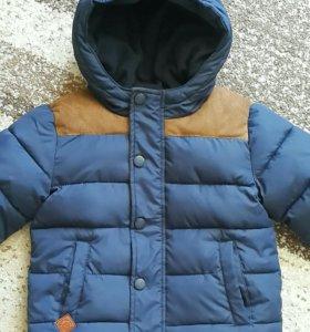Демисезонная куртка Baby go