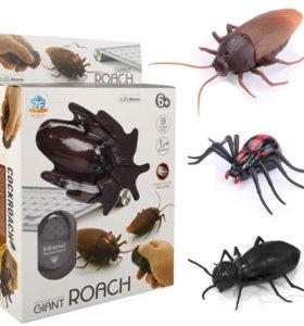 Микро робот таракан