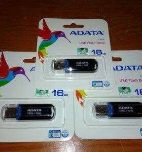 Флеш накопитель 16GB A-DATA classic C906, USB 2.0,