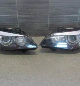 Адаптивный ксенон BMW E60 E61 рестаил