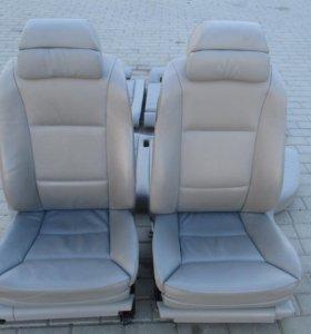Салон комфорт BMW E60