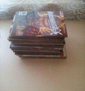 Продам диски в хорошем состоянии