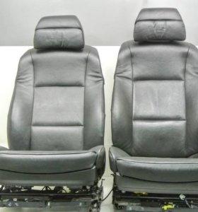 Комплект кожаных сидений BMW 5 E60 КОМФОРТ