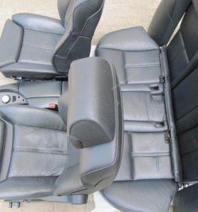 Салон BMW Е60 М5 комфорт
