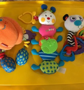 Игрушки Tiny Love, playgro, k's kids