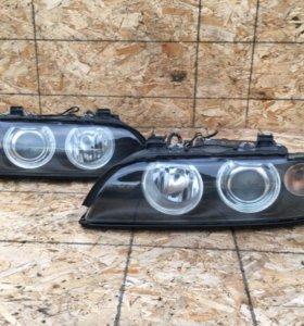 ксеноновые фары BMW E39 M5 540