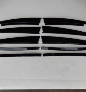 Молдинги BMW E39 Touring Shadowline