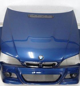 Морда BMW 3er E46 M3