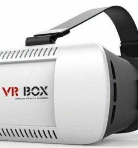 VR BOX очки с пультом Bluetooth