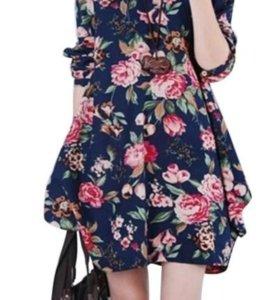 Платье- туника (можно для беременных)