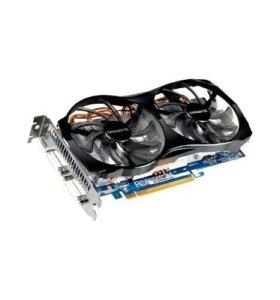 Видеокарта торг/обмен GeForce GTX 560