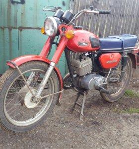 Мотоцикл МИНСК 1976г