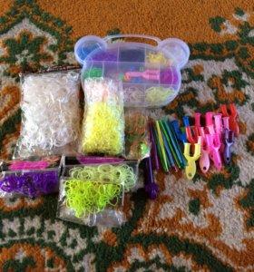 Продам резинки для плетения