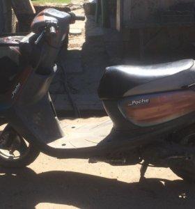 Yamaha мотоцикл