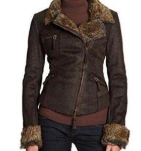 Куртка-косуха (дубленка)