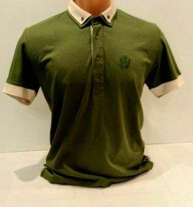 Новое Поло мужское (футболка)