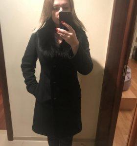 Пальто зимнее/демисезонное