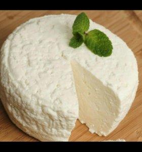 Козье молоко, сыр, творог