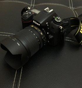 Зеркальный фотоаппарат Nikon D7000 18-105 VR