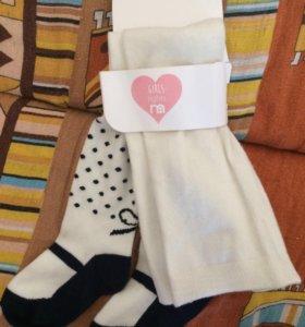 Детские колготки mothercare