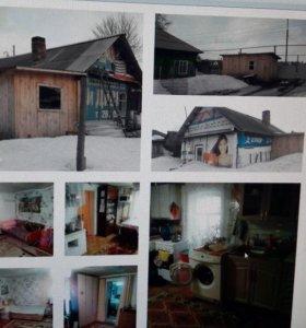 дом жилой и земельный участок