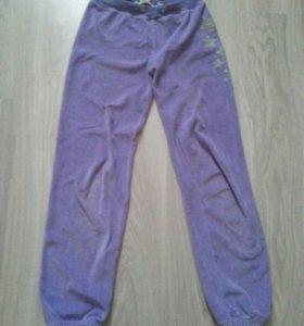 Д/д велюровые штанишки